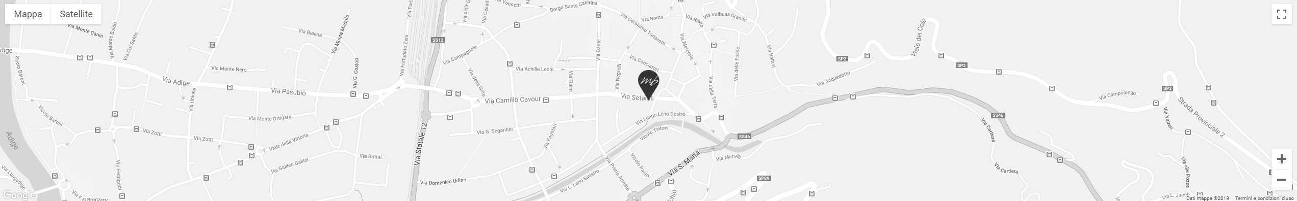 Studio Legale Avvocato Maura Bridarolli - Rovereto - Dove Siamo - Google Maps